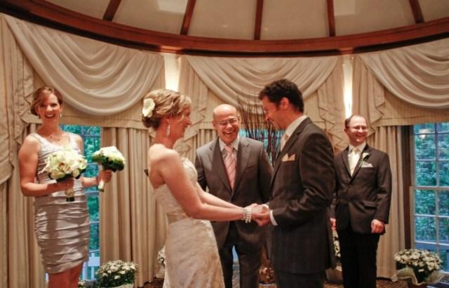 Jenn & Mark, Toronto Wedding Martin Frith, Ceremonies With Choice 2012