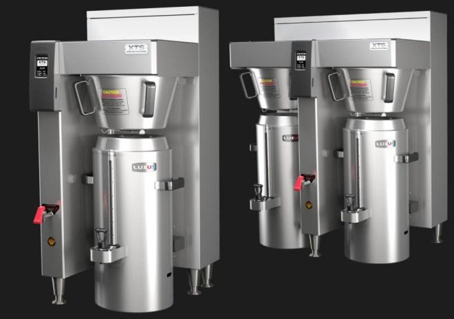 Fetco 2161 & 2162 XTS Brewer Image