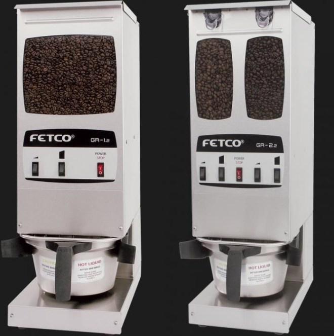 Fetco GR1.2 & GR2.2 Coffee Grinder Image