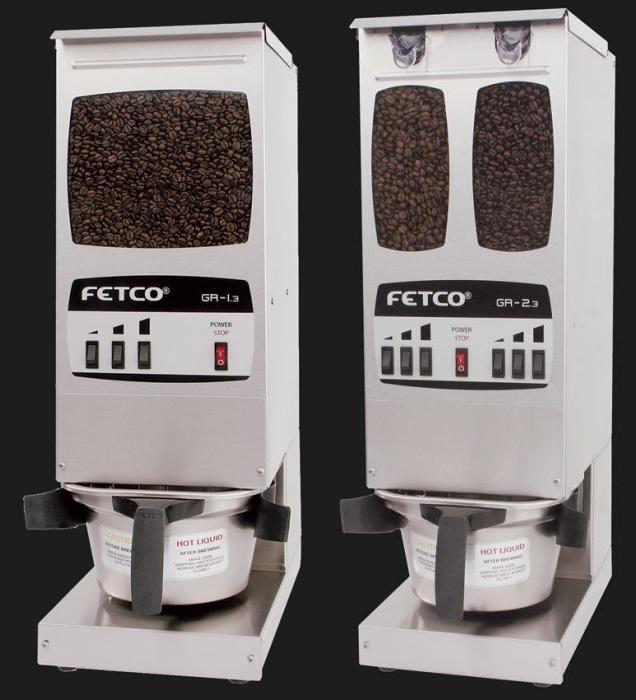 Fetco GR1.3 & GR2.3 Coffee Grinder Image