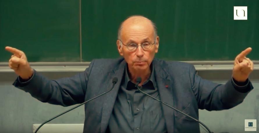 VIDEO. Le récit de soi par Boris Cyrulnik