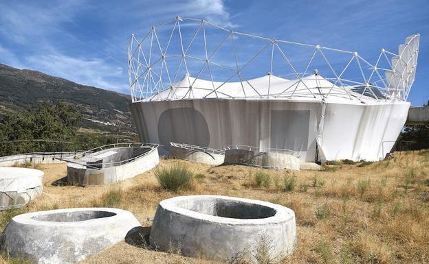 La Junta quiere acabar el Palacio del Cerezo en Flor tras siete años de abandono