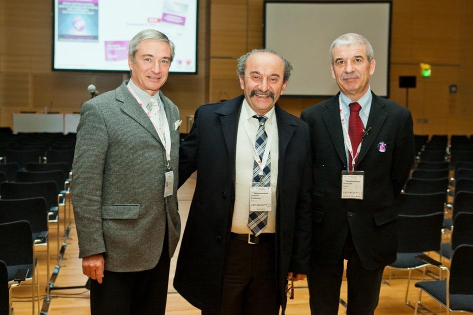 Congres Euro Echo Viena 2014 1