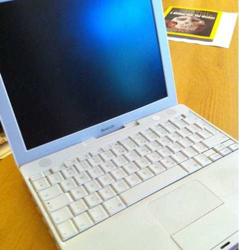 For Sale: iBook G4