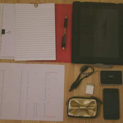 IFB Project: Bloggers Toolkit