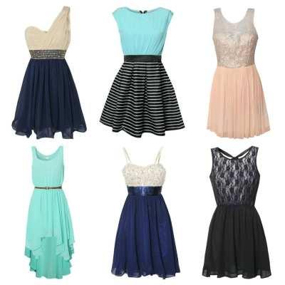HtCC: Bank Party Dresses