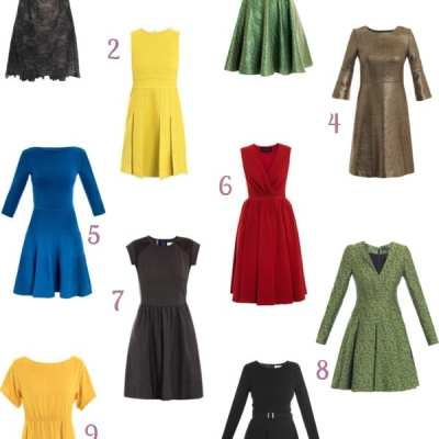 HtCC: Matches Dresses