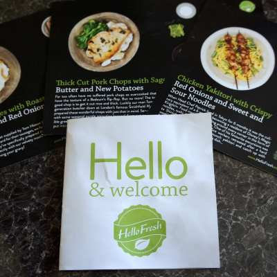 Review: Hello Fresh