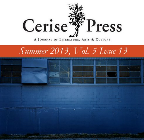 Cerise Press Vol. 5 Issue 13 Cover
