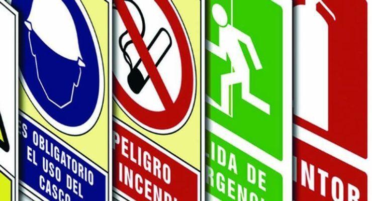 Criterios para la señalización de seguridad y empleo del código de colores