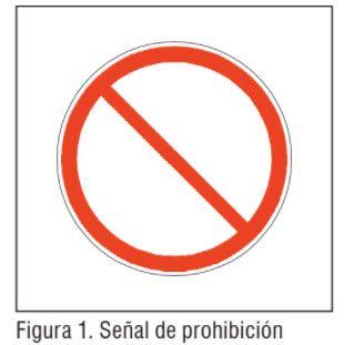 Señal de prohibición