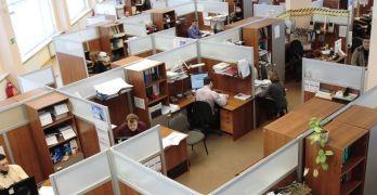 Las enfermedades más frecuentes en el personal administrativo
