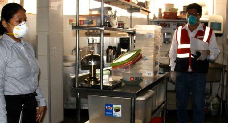 SUNAFIL asesora a personal del servicio de alimentos durante la cuarentena