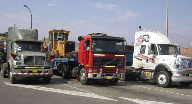 APN emitió recomendaciones para los conductores de transporte de carga