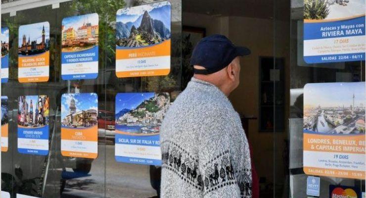 COVID-19 en agencias de viaje y turismo