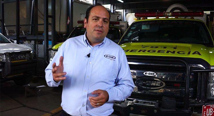 AASACI presenta equipos de emergencia y rescate