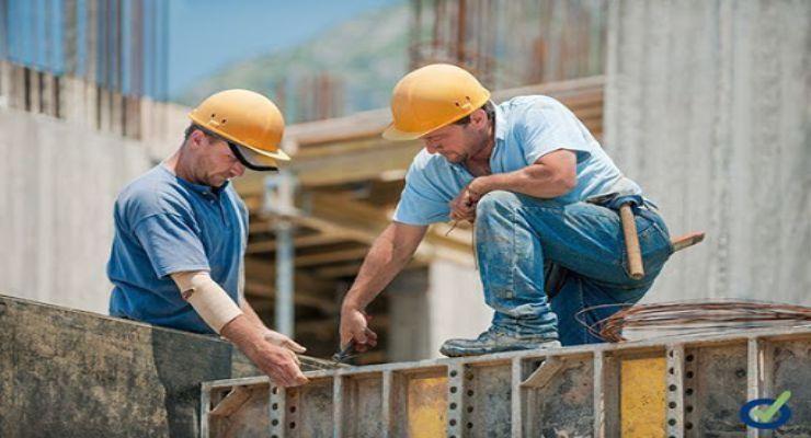 Equipos de protección personal esenciales en sector construcción