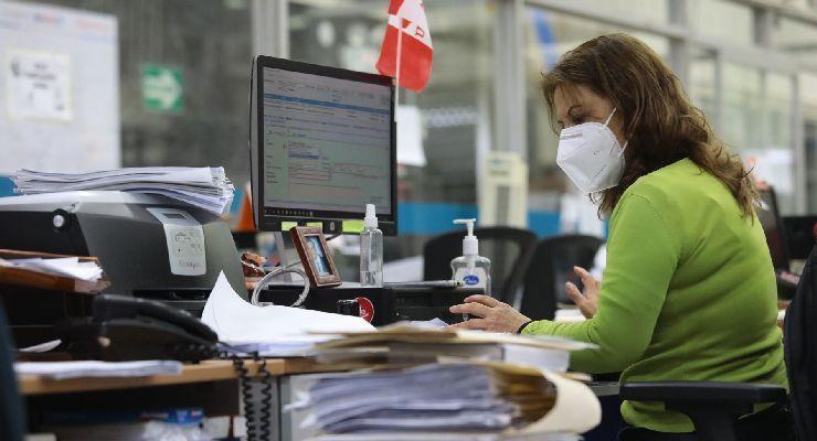 Control operacional para El Socio Itinerante en la Seguridad y Salud en el Trabajo