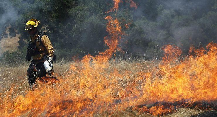 Métodos seguros para combatir los incendios forestales