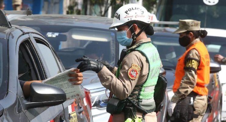 SUTRAN: no dar preferencia a los vehículos de emergencia trae todas estas consecuencias