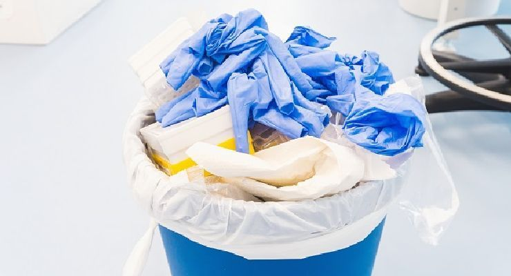 Cuáles son los tipos de desechos sanitarios y cómo eliminarlos de manera segura