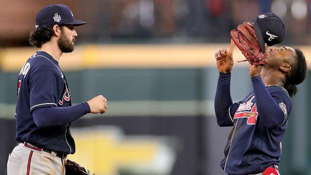 Serie Mundial Astros Braves