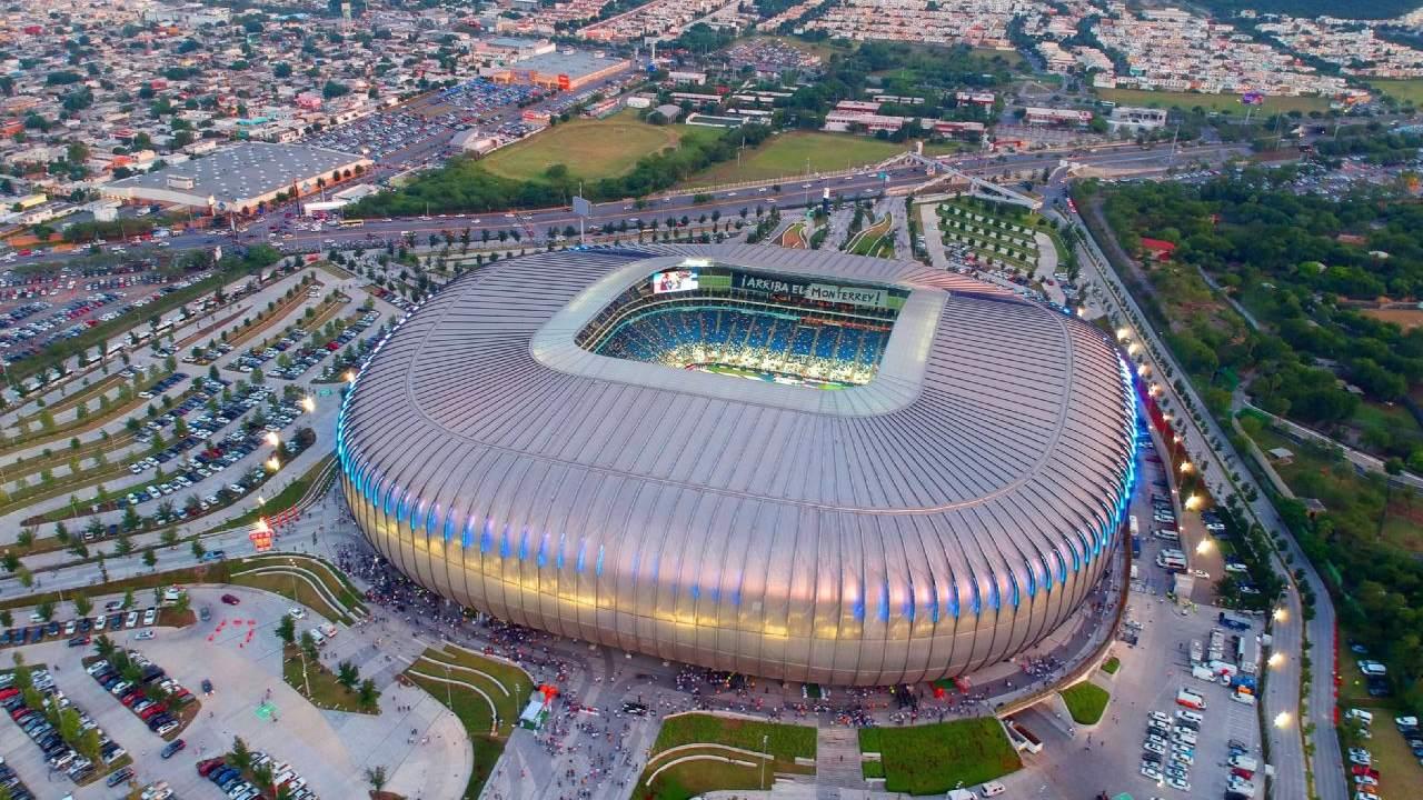 FIFA Estadio Monterrey 2026