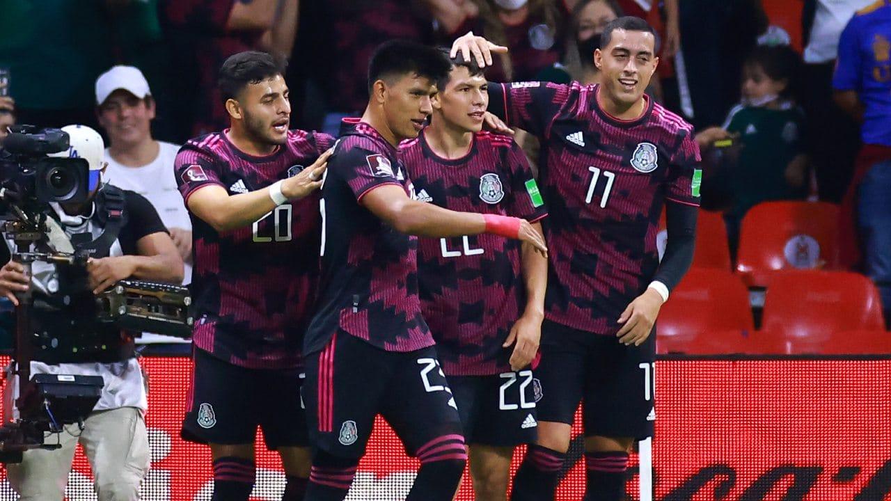Selección Mexicana revela su alineación para enfrentar a El Salvador – Eliminatorias Qatar 2022