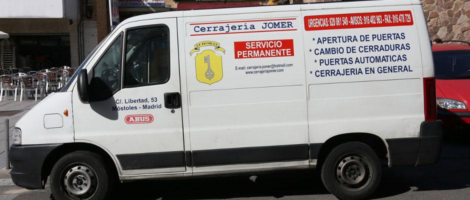 Cerrajería Jomer