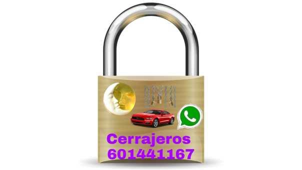 Aperturas de Cajas Fuertes Madrid 601441167