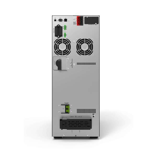 C550 6kVA UPS battery model rear view product image
