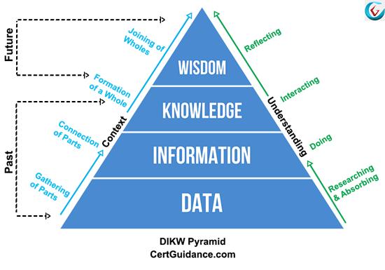DIKW Hierarchy Concept