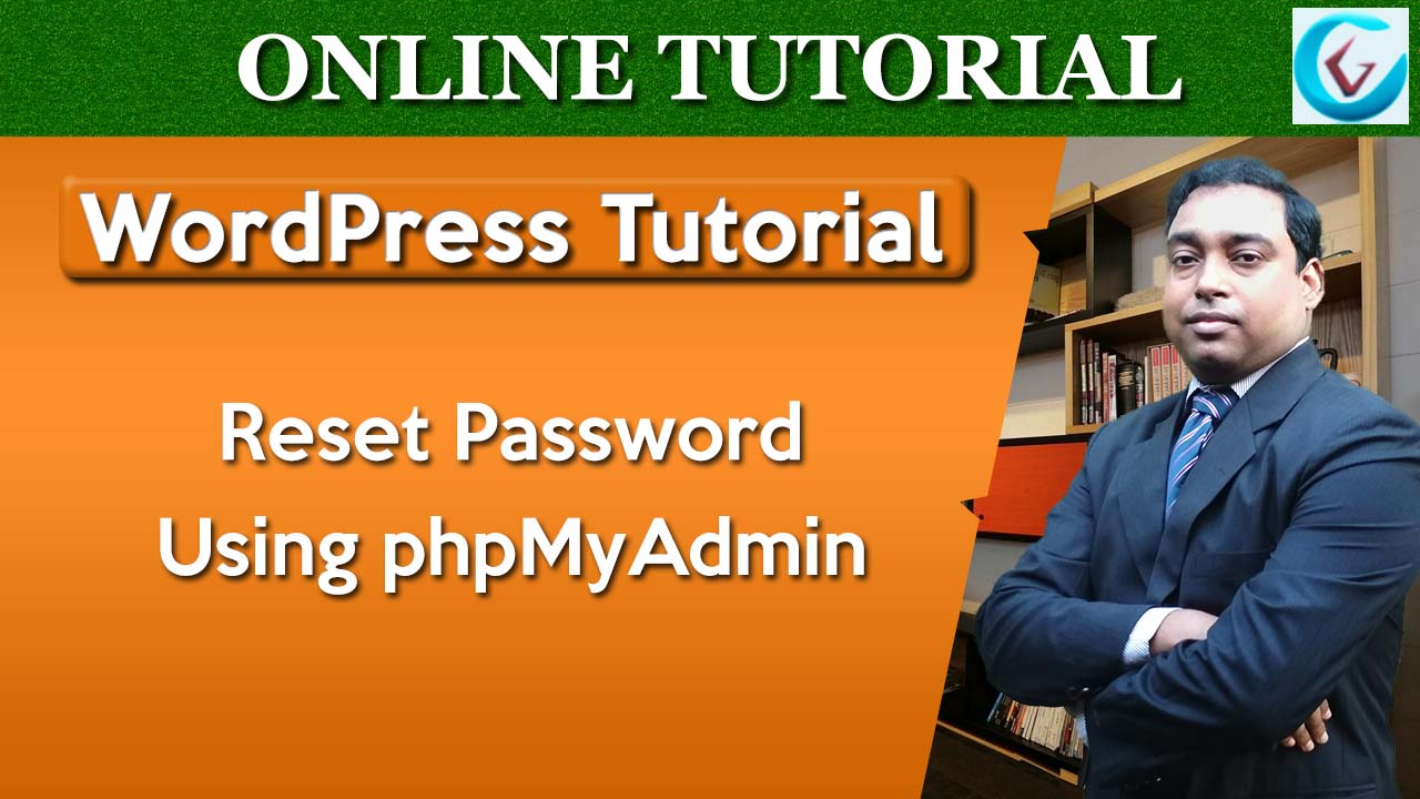Reset Your Lost WordPress Password Using phpMyAdmin from cPanel