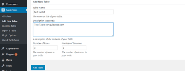 The Easiest Way to Add Tables in WordPress Posts or Pages