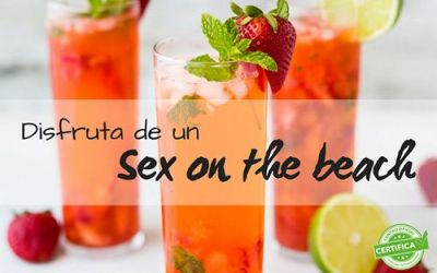 Disfruta de un Sex On The Beach