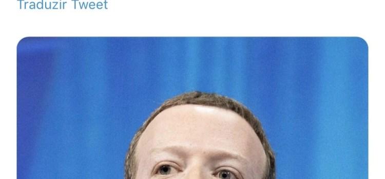 Se soubesse Linux mesmo o Facebook não caia
