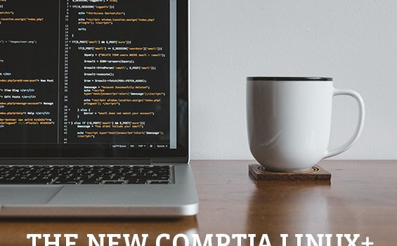 Nova Prova CompTIA Linux