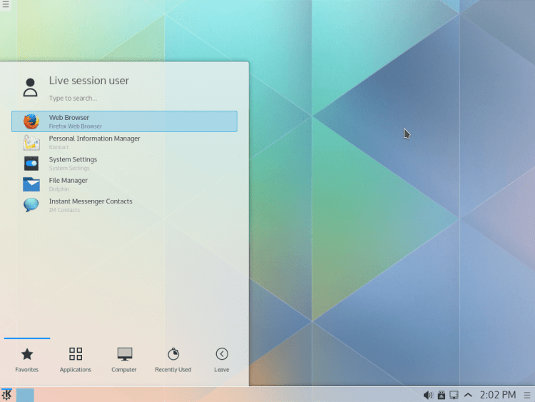 Kubuntu_15.04.alpha1_with_plasma5 O que as distribuições Linux tem em comum?