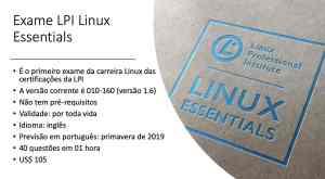 linux_essentials Dicas do Certificação Linux