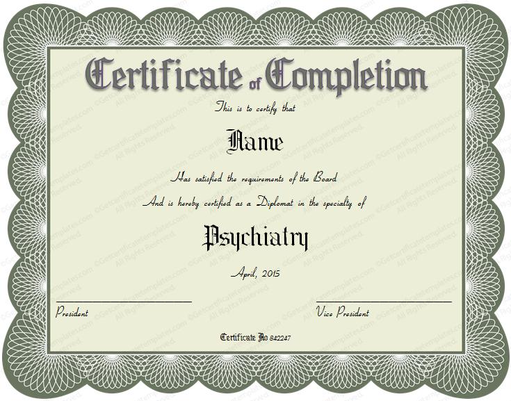 school graduation certificates 11 graduation certificate – Graduation Certificate Template Free