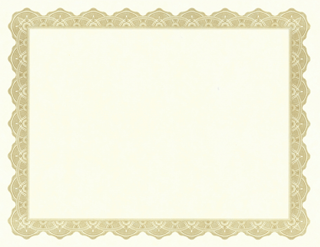 Doc900662 Free Printable Certificate Border Templates Free – Certificate Borders Templates
