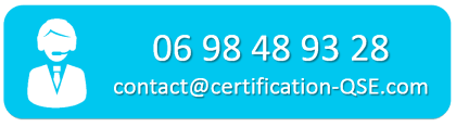 Certification ISO 14001 Paris