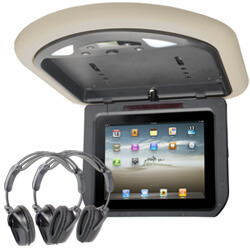 iPad Car Dock – Overhead iPad Dock for Cars, Trucks & Vans