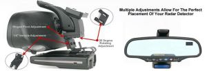 Blendmount Radar Detector Mounts from Driven Audio Abbotsford BC