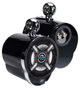 Bazooka Wakeboard Tower Speakers MT6502BSK