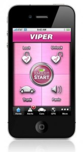 Remote Car Starter App >> Viper Smartstart For Smartphones Thinks Pink For October