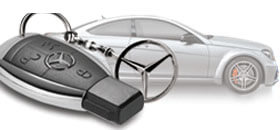 XpressStart Mercedes-Benz Remote Starter Solution