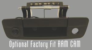Dodge Ram Backup Camera Handle