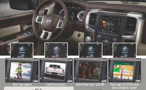 Dodge Ram UConnect Upgrades: Navigation, Backup Camera and more!