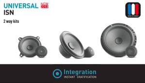 The new Integration ISN Series from Focal Speakers